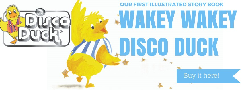 wakey-wakey disco duck book