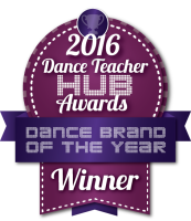 Dance Hub 2016 dance brand of the year winner