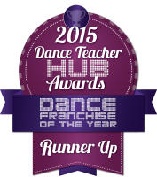 Dance Hub 2015 dance franchise of the year runner-up