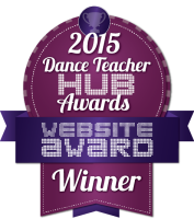 Dance Hub 2015 website winner